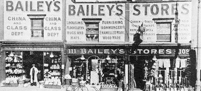Baileys Eski Dükkanı