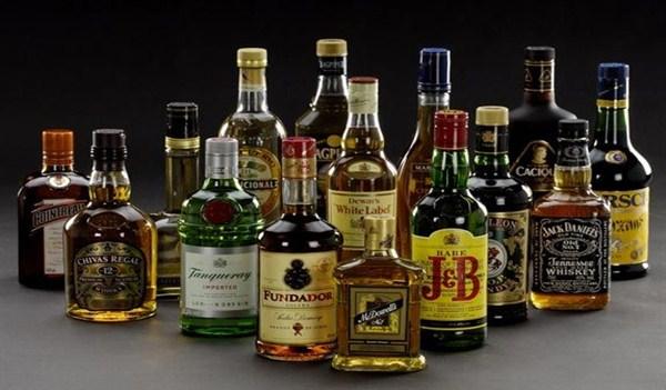Alkol üretimi