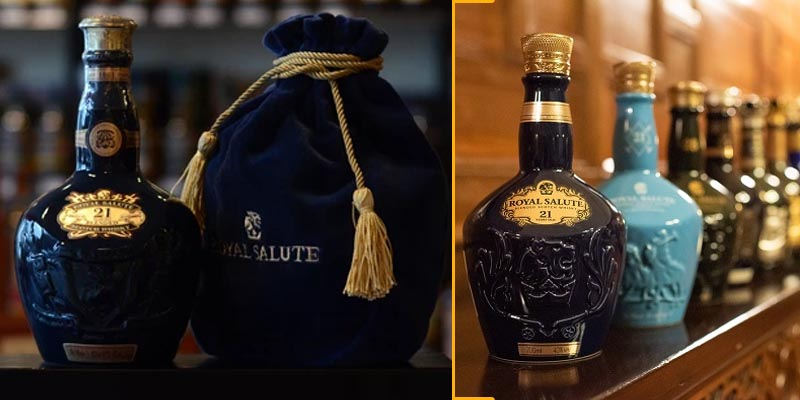 Royal Salute Blended Scotch Viski