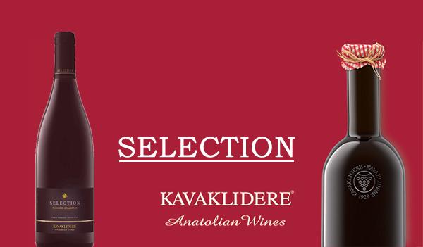 kavaklıdere selection şarapları