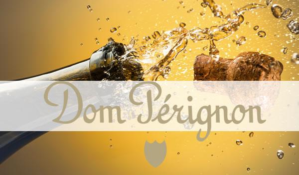 Dom perignon şampanya