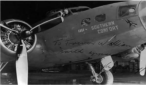 southern comfort uçak