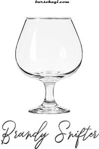 Brandy Snifter Bardağı
