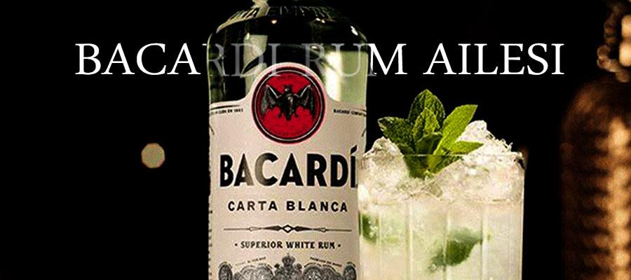 Bacardi-Rum-Ailesi