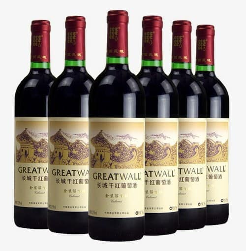 Great Wall Şarap