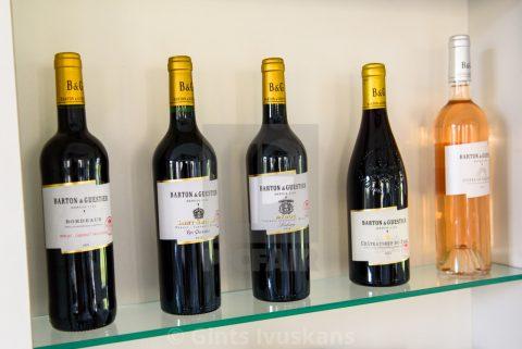 barton & guestier şarap