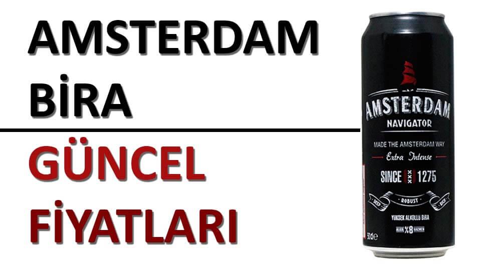Amsterdan bira fiyatları
