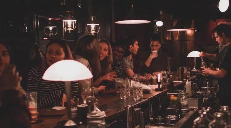 Barda İçki İstemek