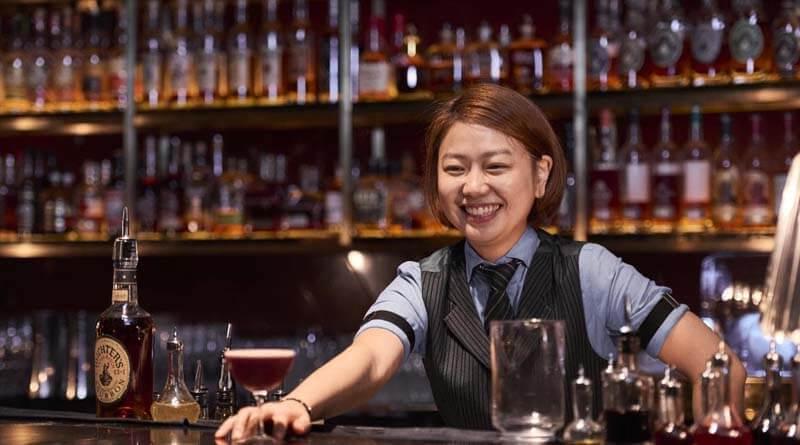Barmen - Barmaid