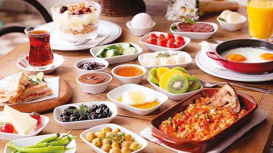 nasıl kahvaltı hazırlanır