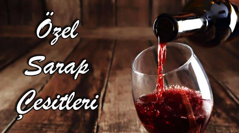 Şarap çeşitleri