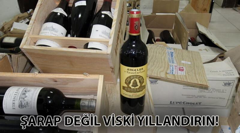 Şarap Yıllandırmak