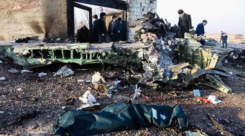 Ukrayna Uçağı Düşürüldü
