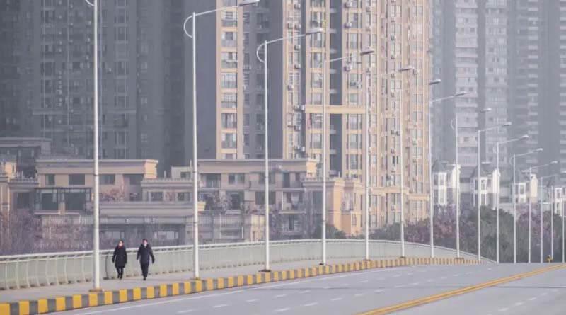 Wuhan giriş çıkışa kapatıldı