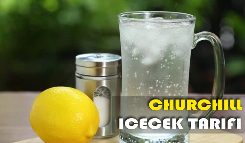 Churchill içecek tarifi