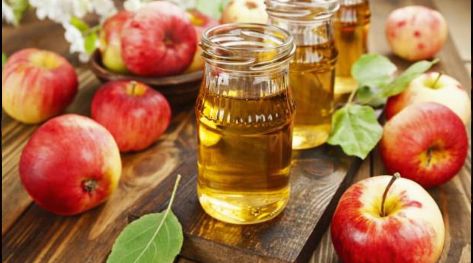 Elma Sirkesinin 4 İnanılmaz Faydası