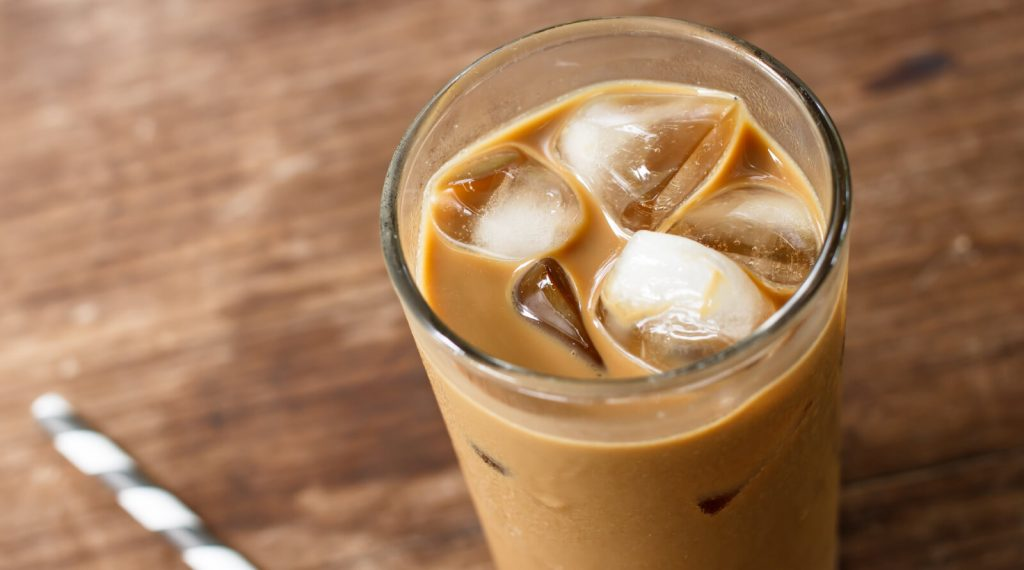 Evde soğuk kahve tarifi