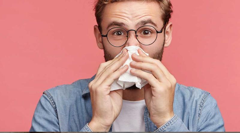 Nezleden kurtulmak için burnunuzu temizleyin